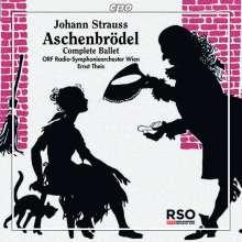 Johann Strauss II (1825-1899): Aschenbrödel (Ballettmusik), 2 CDs