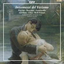 Philharmonisches Orchester Graz - Intermezzi del Verismo, CD