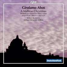 Girolamo Abos (1715-1760): Magnificat, CD