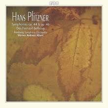 Hans Pfitzner (1869-1949): Orchesterwerke Vol.2, CD