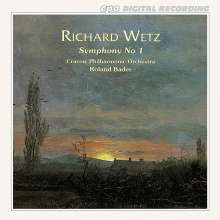 Richard Wetz (1875-1935): Symphonie Nr.1, CD