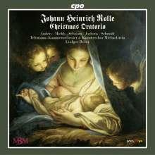 Johann Heinrich Rolle (1716-1785): Weihnachtsoratorium, CD