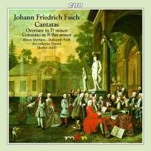 Johann Friedrich Fasch (1688-1758): Kantaten & Orchesterwerke, CD