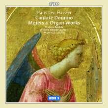 Hans Leo Hassler (1564-1612): Motetten & Orgelwerke, CD