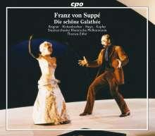 Franz von Suppe (1819-1895): Die schöne Galathee (Gesamtaufnahme), CD
