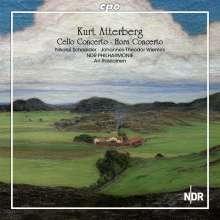 Kurt Atterberg (1887-1974): Cellokonzert c-moll op.21, CD