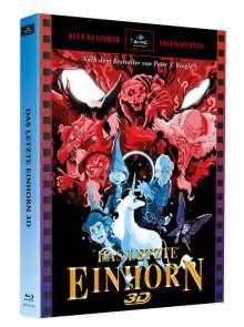 Das letzte Einhorn (3D Blu-ray im Mediabook), 2 Blu-ray Discs