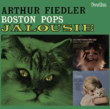 Boston Pops Orchestra - Jalousie, 2 CDs