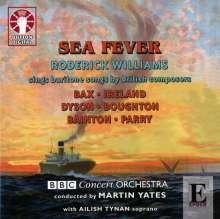 Roderick Williams - Sea Fever, CD