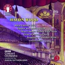 Haydn Wood (1882-1959): Orchesterwerke, Super Audio CD
