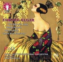 Edward Elgar (1857-1934): Orgelsonate Nr.1 G-Dur op.28 (Orchesterversion von Gordon Jacob), Super Audio CD