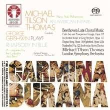 Carl Orff (1895-1982): Carmina Burana, 2 Super Audio CDs