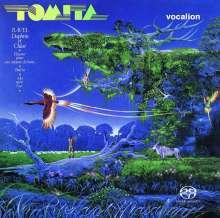 Tomita - Daphnis et Chloe (The Ravel Album), Super Audio CD