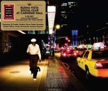 Buena Vista Social Club: Live At Carnegie Hall 1998, 2 LPs