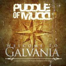 Puddle Of Mudd: Welcome To Galvania, CD