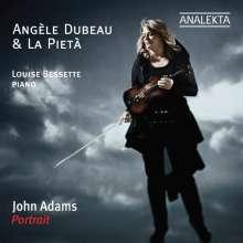 John Adams (geb. 1947): Road Movies für Violine & Klavier, CD
