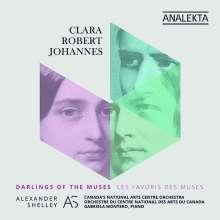 Clara Schumann (1819-1896): Klavierkonzert Nr.1 op.7, 2 CDs