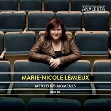 Marie-Nicole Lemieux  - Meilleurs Moments, CD