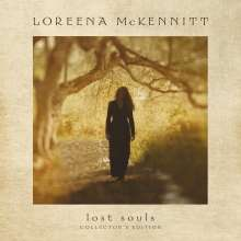 Loreena McKennitt: Lost Souls (180g) (Limited Deluxe Edition Boxset), 1 LP und 1 CD