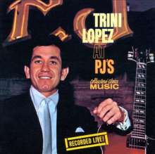 Trini Lopez: At PJ's: Recorded Live! (180g) (Limited Edition), LP