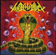 Toxic Holocaust: Chemistry Of Consciousness, CD