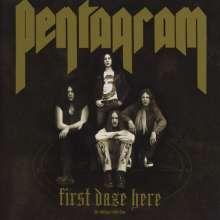 Pentagram: First Daze Here, 2 CDs