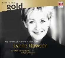 Lynne Dawson - My Personal Handel Collection, CD