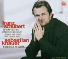Franz Schubert (1797-1828): Impromptus D.935 Nr.1-4, CD