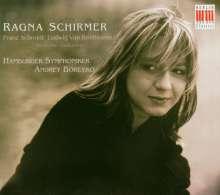 Ragna Schirmer spielt Klavierkonzerte, CD
