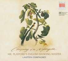 Mr.Playford's English Dancing Master, CD