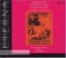 Hermann Prey singt Mozart-Arien, CD