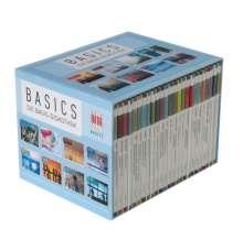 BASICS - Die Basis-Klassik-Diskothek, 25 CDs