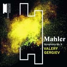 Gustav Mahler (1860-1911): Symphonie Nr.8, CD