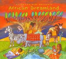 African Dreamland , CD