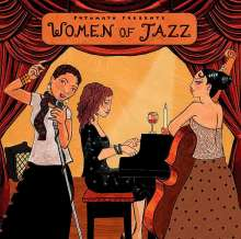 Women Of Jazz, CD