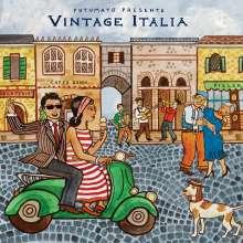 Vintage Italia, CD