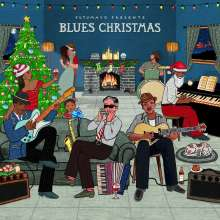 Blues Christmas, CD