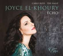 Joyce El-Khoury - Echo, CD