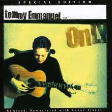 Tommy Emmanuel: Only (Special Edition), CD