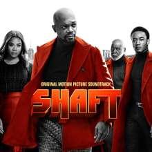 Filmmusik: Shaft, CD