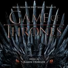 Filmmusik: Game Of Thrones: Season 8 (Selections From The HBO Series) (Limited Edition) (Metallic Gray Swirl Vinyl), LP