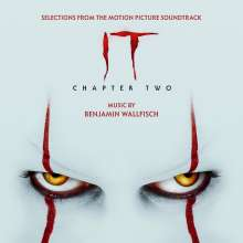 Filmmusik: IT Chapter Two (Selections From The OST) (Limited Edition) (Red Vinyl), LP