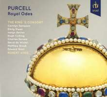 Henry Purcell (1659-1695): Royal Odes, CD