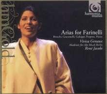 Vivica Genaux - Arias for Farinelli, CD