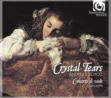Andreas Scholl - Crystal Tears, 1 CD und 1 DVD