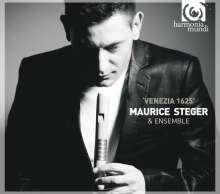 Maurice Steger - Venezia 1625, CD