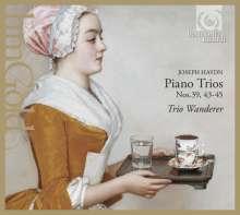 Joseph Haydn (1732-1809): Klaviertrios H15 Nr.25,27-29, CD
