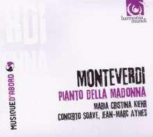 Maria Cristina Kiehr - Pianto della Madonna, CD