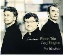 Bedrich Smetana (1824-1884): Klaviertrio op.15, CD