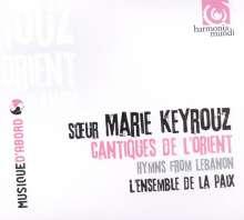 Sr.Marie Keyrouz - Cantiques de l'Orient, CD